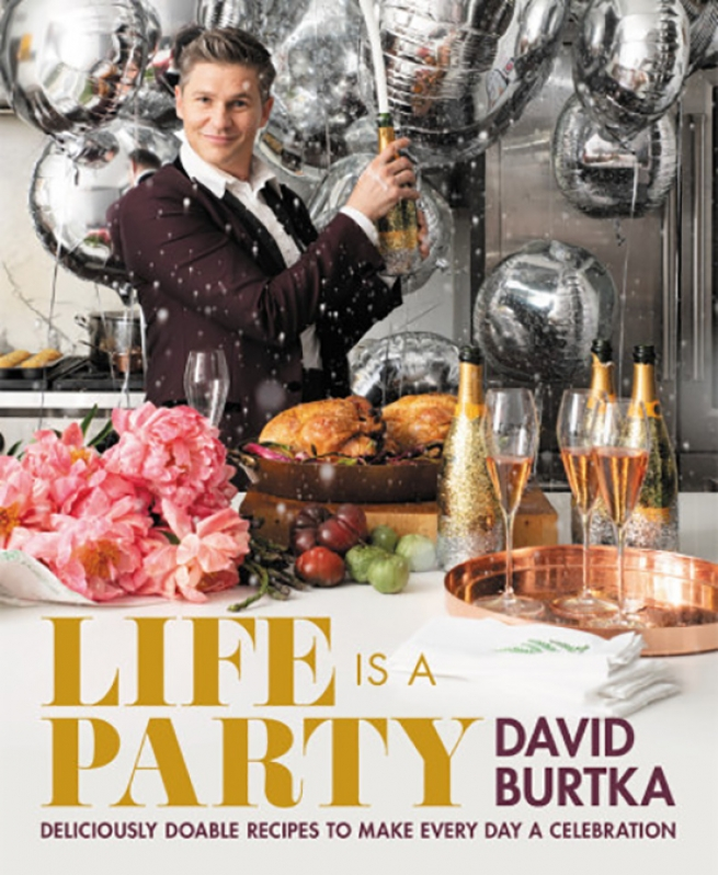 """""""Life is a Party"""" by David Burtka"""