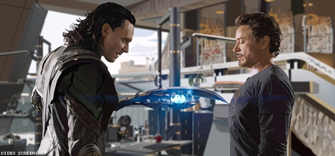 Which Avengers are Having the Most Gay Sex, According to Fanfiction
