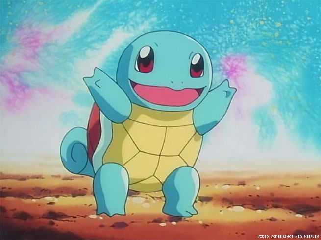 Squirtle Pokémon Queer