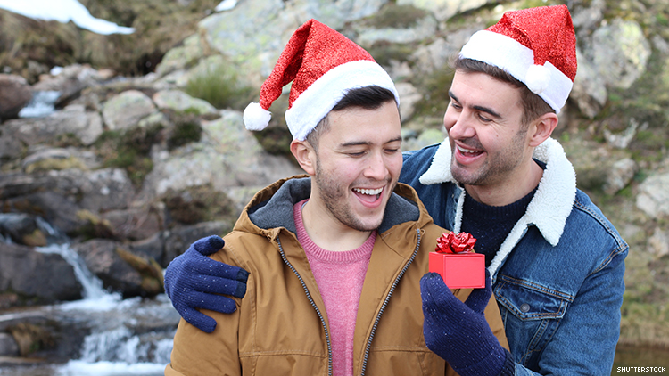 The 'Viral' Petition Against Hallmark's Gay Christmas Movie Is Fake